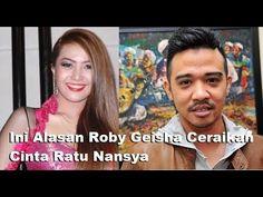 Ini Alasan Roby Geisha Ceraikan Cinta Ratu Nansya