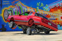 "Kevin ""Smiley"" Cordova always dreamed about expressing his lowrider vision to the world and what better canvas is there to use than an Monte Carlo? Monte Carlo Car, Chevrolet Monte Carlo, Lowrider Hydraulics, Ferrari F12berlinetta, Arte Lowrider, Lo Rider, Chevy Muscle Cars, Harley Bikes, Old School Cars"