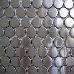 Metal Mosaics provide a sleek, stylish, contemporary look to any installation. Metal Mosaics are an attractive alternative to more traditional materials for use in kitchen backsplashes, feature walls