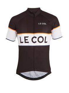 LE COL Sport zip-through cycle top.  lecol  cloth   e8c9ffd35