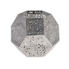 Candle holder from Tom Dixon.