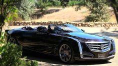 Cadillac Ciel concept.