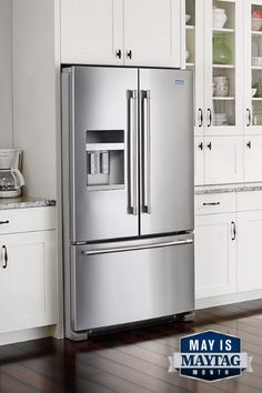 Find great deals on dependable machines during May is Maytag Month.