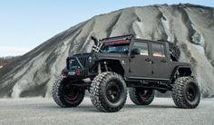 Rattletrap: A Custom 5.9L 12V Twin Turbo Cummins Diesel Jeep JK