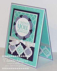 Quatrefancy by DannieGrvs - Cards and Paper Crafts at Splitcoaststampers