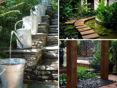 Many people have a dream of building their own water garden or backyard ponds around the home. Water garden and backyard ponds are a type of man-made water feature. They have been a home landscaping trend these years. Today we have collected a fun tour of ideas for water gardens and backyard ponds. Share! Source […]