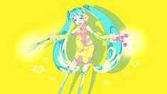 Hatsune Miku, Vocaloid, Japanese, 4K