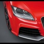 Audi TT RS background