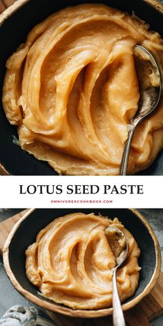 Homemade Lotus Seed Paste (莲蓉馅) | Omnivore's Cookbook