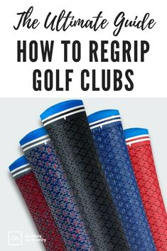 Golf Gifts Are your once-pristine golf clubs beginning to feel a little worn and shabby? Looking to replace your worn out golf grips without spending any money? Check out our latest guide to learn how to regrip golf clubs for almost free. Ladies Golf Clubs, Used Golf Clubs, Golf 7 R, Play Golf, Disc Golf, Sport Golf, Golf Betting, Golf Breaks, Golf Score