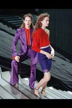 Nina Ricci Pre-Fall 2018 Fashion Show