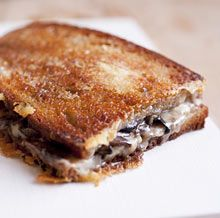 Mushroom toastie, homemade baked beans, hash... loads of breakfast recipes from Nigel.