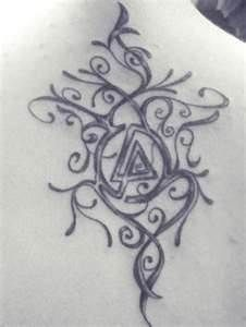 1000 images about linkin park tattoos on pinterest linkin park tattoos and body art and. Black Bedroom Furniture Sets. Home Design Ideas