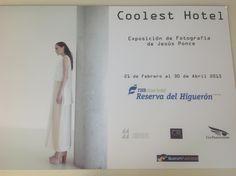 Exposición de fotografía de Jesús Ponce, que tuvimos el placer de admirar en THB Reserva del Higuerón del 21 de febrero al 30 de abril de 2013