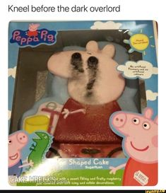 #peppapig, #bow, #down, #butnotreally