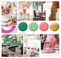 ECRU Inspiration Board_Beverly Palm