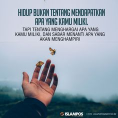 Hidup Bukan Tentang Quotes Rindu, Short Quotes, Words Quotes, Best Quotes, Life Quotes, Stay Positive Quotes, Strong Quotes, Muslim Quotes, Islamic Quotes