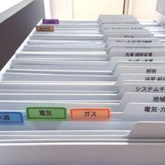 yuka.nagashimaさんの、ファイルボックス,収納,無印良品,書類収納,書類整理,棚,のお部屋写真 Muji Storage, Storage Ideas, House Layouts, Closet Organization, Organisation, Organizing, Clean House, Yahoo Beauty, Bookshelves
