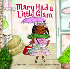 Mary has STYLE! In this fun take on Mother Goose, fashion-forward Mary helps some childhood favorites go glam. From the kid who lives in a shoe (and dons some fab footwear) to Jack, who breaks his crown but gets a great new one, Mary's friends look fine. But are they too well dressed for recess? Don't worry—Mary always shows her flair for what to wear!
