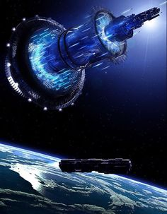 alienspaceshipcentral: sciencefictionworld: Oblivion by Alex Smith If you like these posts I think you might like our Youtube Channel if you want more to see Hope you Enjoy