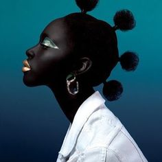 On the mood board. Photographer: unknown #MelaninMonday #BlackGirlMagic…