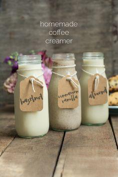 Homemade Coffee Crea