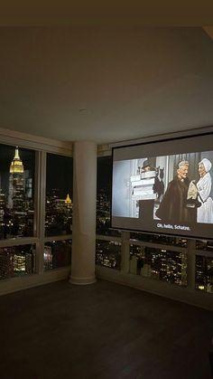 Dream House Interior, Dream Home Design, My Dream Home, House Design, Dream Life, City View Apartment, Dream Apartment, New York Life, Nyc Life