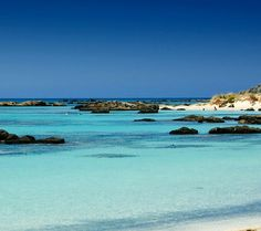 Crete, Greece. Yeah, I think I could plop a towel down here and relax awhile!