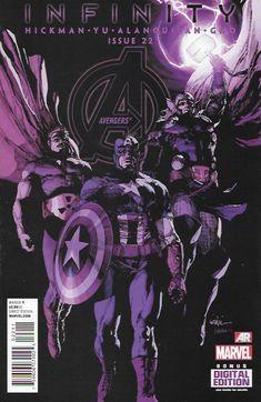 The Avengers # 22 Marvel Now! Vol 5