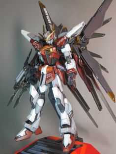 HG 1/144 Build Akatsuki (Bandai Proshop Limited) Custom Build - Gundam Kits Collection News and Reviews