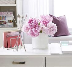 Flowers for your desk