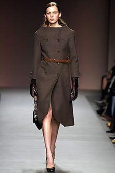 Prada Fall 2003 Ready-to-Wear Fashion Show - Elise Crombez, Miuccia Prada