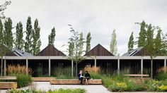 Walters & Cohen Architects' Vajrasana Buddhist Retreat Centre in Suffolk