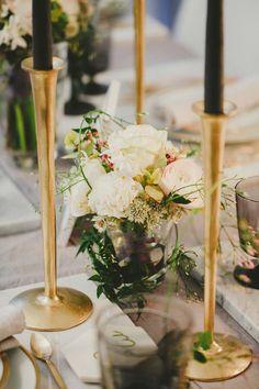 Glanzmomente in Gold und Marmor HANNA WITTE http://www.hochzeitswahn.de/inspirationsideen/glanzmomente-in-gold-und-marmor/ #wedding #marriage #table