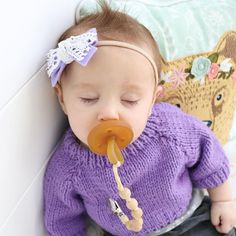 "41 Likes, 3 Comments - Wicked Littles Handmade (@wickedlittles_handmade) on Instagram: ""I feel you Naomi... ❤ AND baby mohawks  AND these wooden pacifier clips  AND that pillow! """