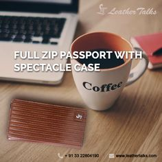 A hassle-free holder with a spectacle case at the back. The most ideal sort of passport case to hold your passport, boarding pass, forex together. Must have for those if you are travelling to often. #stitchbrown #genuineleather http://leathertalks.com/product/full-zip-passport-with-spectacle-case1/
