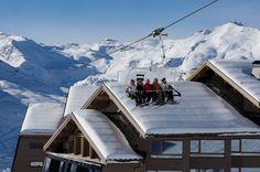Altapura, Val Thorens // L'hôtel qui vous emmène au sommet de la glisse - The hotel which brings you to the heights of winter sports (photo by T. Shu)                                   http://en.altapura.fr/                                  https://www.facebook.com/TristanShuPhotography?fref=ts