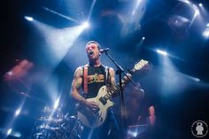 Jesse Hughes of Eagles of Death Metal   #whentimefreezes #eaglesofdeathmetal #musicphotography