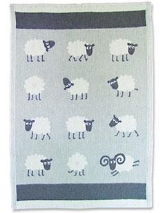 Ingebretsen's Scandinavian Gifts - Ekelund Sheep Towel - TOWELS ...