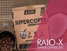 De tempos em tempos surgem produtos que chegam para se tornar referência em um segmento. Alguns por sua inovação, outros pela composição e benefícios ou até mesmo pelo sabor diferenciado.  O SuperCoffee 2.0 se destaca em TODAS estas características, trazendo a categoria de suplementos energéticos e alimentos funcionais a um novo nível.  Conheça melhor quais são os segredos do SuperCoffee 2.0 e o que faz dele tão especial entre as opções disponíveis no mercado. Whey Protein, Coffee Cans, Blog, Drinks, Vitamins And Minerals, Muscle Hypertrophy, Physical Activities, Canela, Metabolism