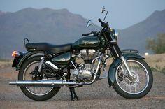 Royal Enfield. This is very cool.