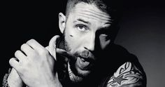Tom Hardy's 1999 Rap Mixtape Resurfaces and It's Not Bad -- Add rapping to another one of Tom Hardy's talents after his 1999 mixtape surfaces online. -- http://movieweb.com/tom-hardy-1999-rap-mixtape-audio/