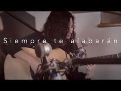Ever Be - Siempre te Alabarán (Cover en Español) - Majo Solís ft. Sabri y Oscar Solís - Bethel Music - YouTube