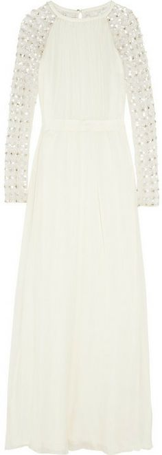 Temperley London Angeli embellished silk-chiffon and tulle gown on shopstyle.com