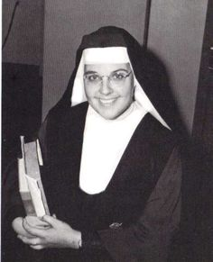Sister of the Immaculate Heart of Mary, 1964