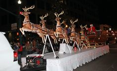 Festival of Lights is the kick-off to holiday festivities in Downtown Colorado Springs.