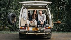 The worldwide leader in Adventure Sports, Outdoor, Lifestyle and Travel. Bus Life, Camper Life, Vw Camper, Volkswagen Bus, Vw T1, Rivers And Roads, Van Living, Weekend Trips, Happy Campers