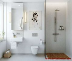 Top 10 Bathroom Ideas For 2014   Decor Advices Minimalist Themed Bathroom Decor