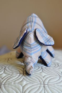 The Cheese Thief: Elephant Doll