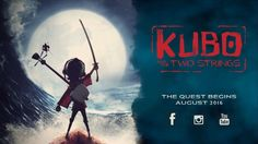 Kubo is the newest in line of Laika's amazing adventures. The studio came nothing short of it's reputation as one of the best contemporary animation creators.